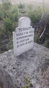 Abdal Hacı'nın Gedikli Köyü'ndeki mezarı
